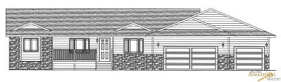 Rapid City Single Family Home For Sale: Tbd Bethpage Dr