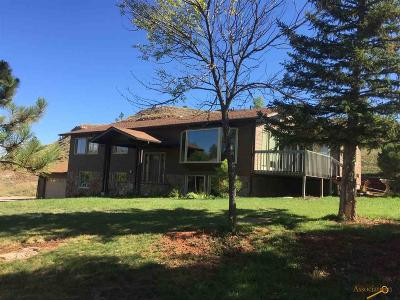 Rapid City Single Family Home For Sale: 4502 Sheridan Lake Rd