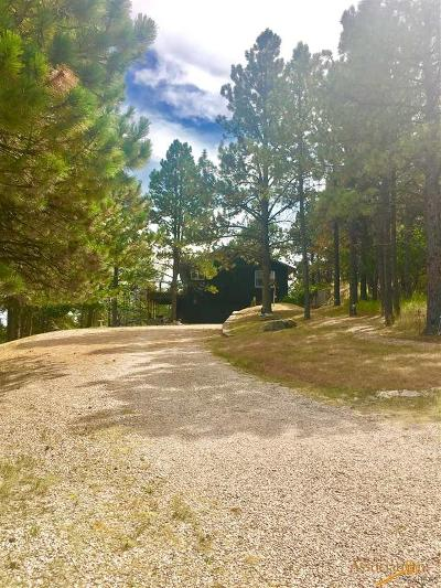 Sturgis Single Family Home For Sale: 7030 Elliott Blucksberg Estates