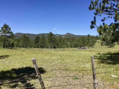 Residential Lots & Land U/C Contingency: 23526 Ditch Creek Rd