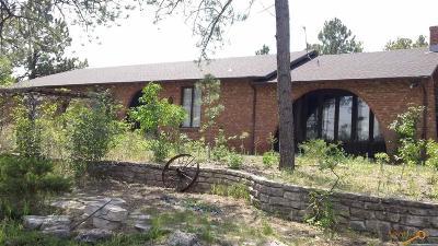 Piedmont Single Family Home U/C Contingency: 10839 Mt Shadow Rd
