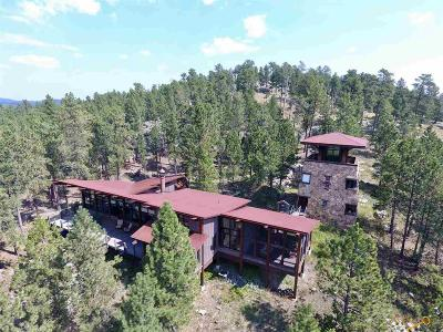 Keystone Single Family Home For Sale: 24452 Trackers Trl