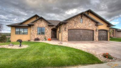 Rapid City Single Family Home U/C Contingency: 6813 Kennemer Dr