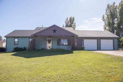 Black Hawk Single Family Home For Sale: 7005 Emerald Heights Rd