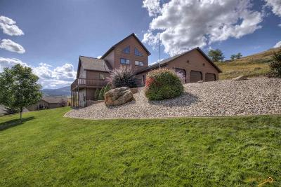 Spearfish Single Family Home For Sale: 2011 Pony Express Ln