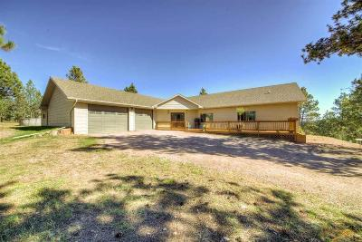 Hermosa Single Family Home For Sale: 24648 Outback Trail