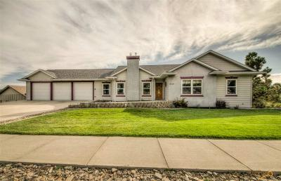 Rapid City Single Family Home For Sale: 5528 Meadowlark Dr
