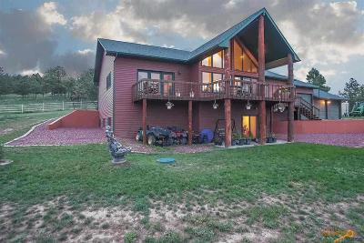 Hermosa Single Family Home For Sale: 24713 Coolidge Creek Rd