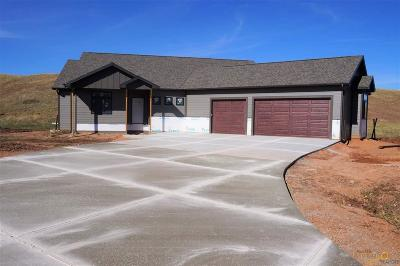 Spearfish Single Family Home U/C Contingency: 2288 Tumble Weed Tr