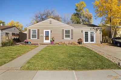 Single Family Home U/C Contingency: 238 E St Andrew