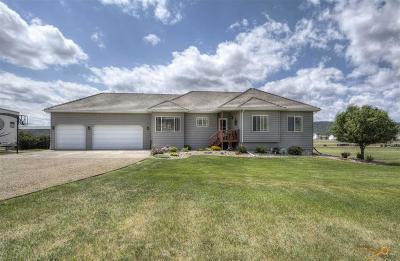 Black Hawk Single Family Home U/C Contingency: 10955 Quaal Rd
