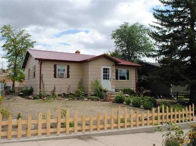 Single Family Home For Sale: 1132 Halley Ave