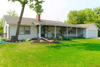 Spearfish Single Family Home For Sale: 743