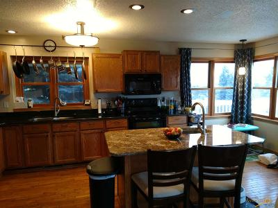 Rapid City Single Family Home For Sale: 5531 Doubletree Rd