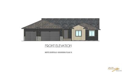 Rapid City Single Family Home For Sale: Tbd Bristol Ct