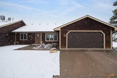 Keystone Single Family Home For Sale: 13810 George Pl