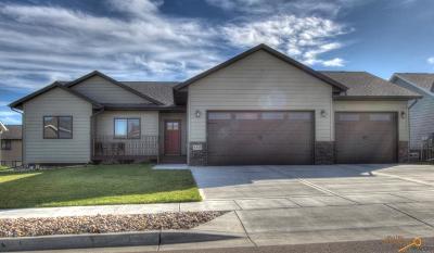 Rapid City Single Family Home For Sale: 4360 Duckhorn St