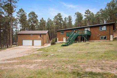 Black Hawk Single Family Home For Sale: 6612 Eastridge Rd