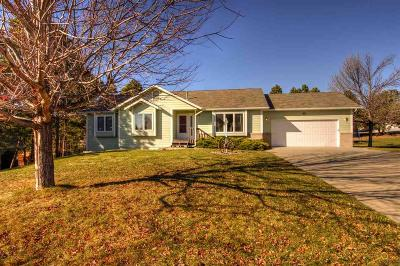 Rapid City Single Family Home For Sale: 8027 Sandlily Ct