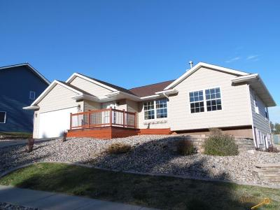 Rapid City Single Family Home For Sale: 4054 Valley West Drive