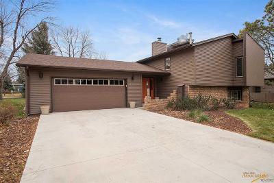 Rapid City Single Family Home For Sale: 4841 Riva Ridge Rd