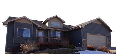 Rapid City Single Family Home For Sale: Tbd Bendt Dr