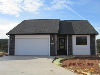Rapid City Single Family Home For Sale: 5919 Harper Ct
