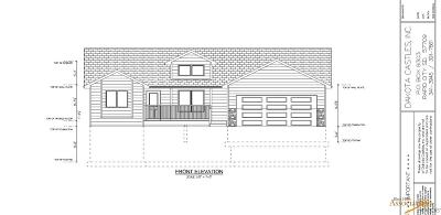 Rapid City Single Family Home For Sale: Lot 29 Harper Ct