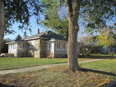 Rapid City, Box Elder, Piedmont, Black Hawk, Hermosa, Summerset, New Underwood Single Family Home U/C Take Back Ups: 1101 Farlow Ave