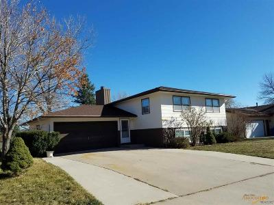 Single Family Home For Sale: 1702 Space Court