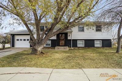Rapid City Single Family Home For Sale: 3602 Arizona