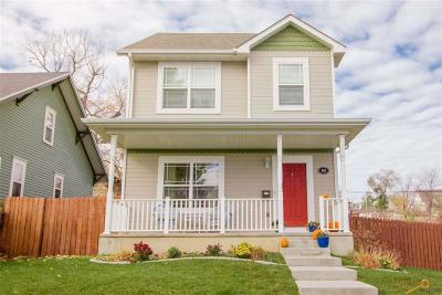 Rapid City Single Family Home For Sale: 801 12th