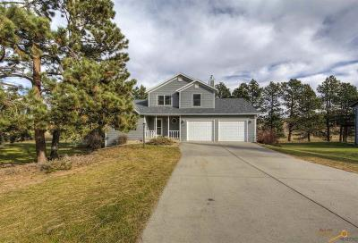Rapid City Single Family Home For Sale: 4832 Tanager Ct