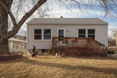 Rapid City Single Family Home For Sale: 1913 5th St