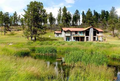 Custer Single Family Home U/C Take Back Ups: 24888