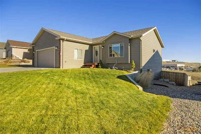 Rapid City Single Family Home For Sale: 1000 Copperfield Dr