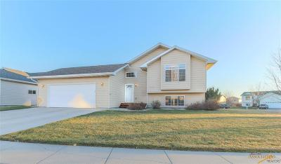 Rapid City Single Family Home For Sale: 2411 Shad