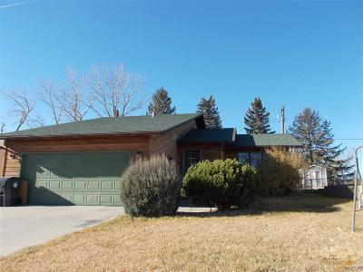 Rapid City Single Family Home For Sale: 2715 Hoefer Ave