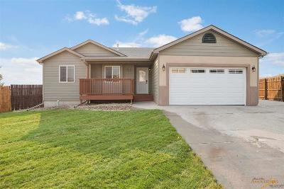 Rapid City Single Family Home For Sale: 129 Savoy Circle
