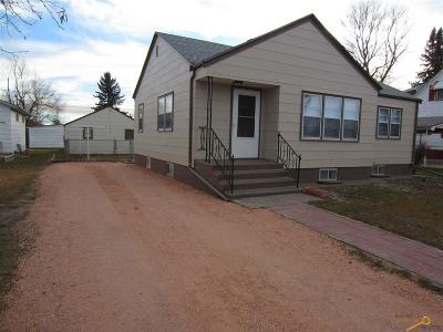 Rapid City Single Family Home For Sale: 415 E Madison