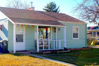Rapid City Single Family Home For Sale: 233 E St Anne