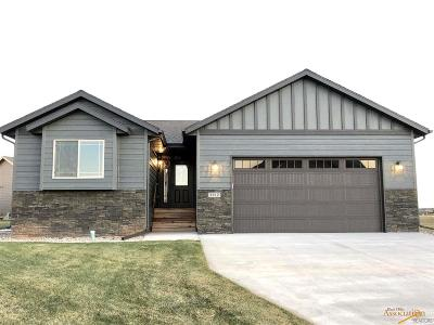 Rapid City Single Family Home For Sale: 4412 Lahinch St