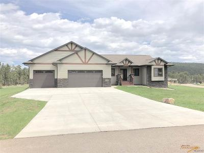 Rapid City Single Family Home For Sale: 3090 Black Oak Pl
