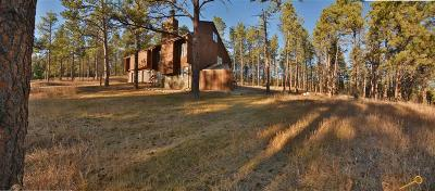 Rapid City Single Family Home For Sale: 6051 Vanishing Trail Ct