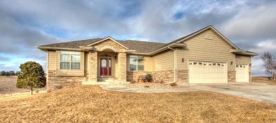 Rapid City Single Family Home For Sale: 5448 Bethpage Dr
