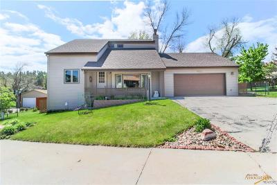 Rapid City Single Family Home For Sale: 3524 Powderhorn Dr