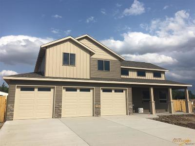 Rapid City Single Family Home For Sale: 6115 Cloud Peak Dr