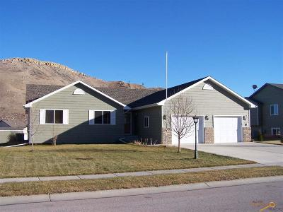 Summerset Single Family Home For Sale: 14866 Telluride St