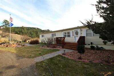 Rapid City Single Family Home For Sale: 2525 Mountain Meadow Rd