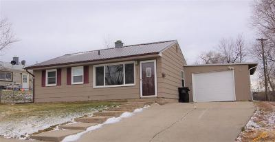 Rapid City Single Family Home For Sale: 2325 Willow Ave